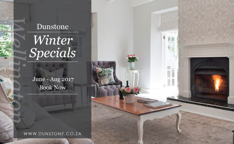Dunstone Winter Specials 2017 wellington