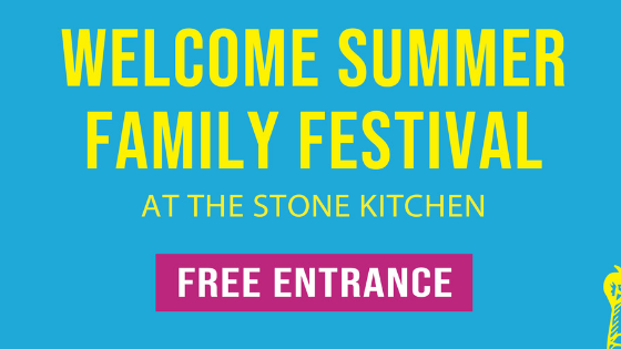 Welcome Summer Family Festival – Sat 8 December 2018