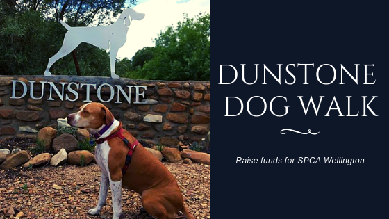 The Dunstone Dog Walk – 30 March 2019 @ 9:30am